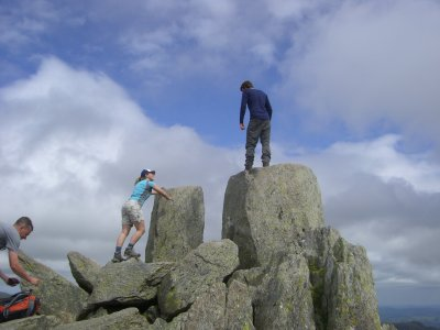 Climbing Courses in Snowdonia North Wales