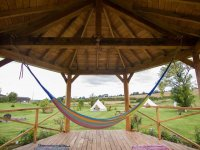 Relax at Hampsley Hollow Riding Centre!