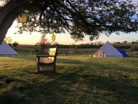 have a picnic at Hampsley Hollow Riding Centre