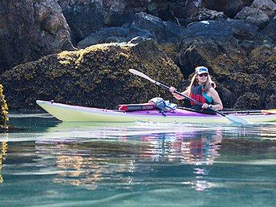 Congosto del Entremón in Kayak Rapid Initiation