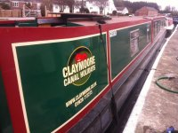 Claymoore Canal Holidays