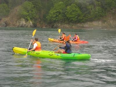 Kayaking tour for everyone in Sada estuary