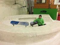 Chill in Sno! Zone Milton Keynes Snowboarding1