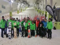 Group Lessons with Sno! Zone Milton Keynes Snowboarding