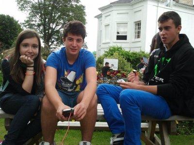 Four-week English camp in Exeter, UK
