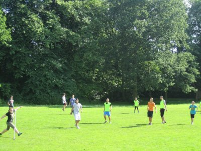 English camp in Oxford 4 weeks