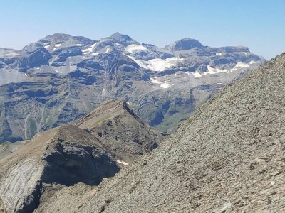 Hiking around Ordesa and Monte Perdido, half a day