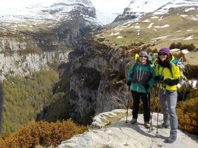 Hiking through Ordesa and Monte Perdido, 1 Day