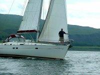 Beneteau 411 yacht �Caitlin