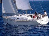 Dufour 385 yacht