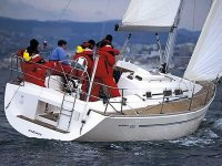 Elan 333 yacht