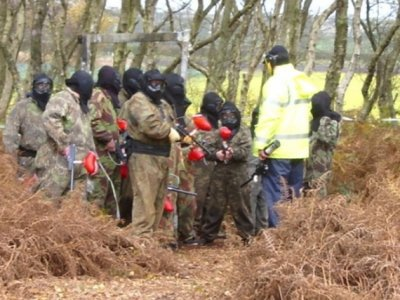 Combat Paintball (NW)