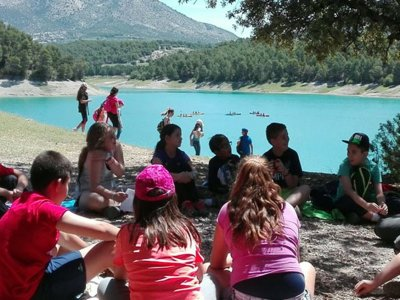 6-day multi-adventure camp in Pozo Alcón