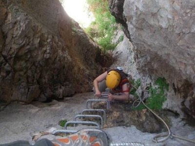 7-day Multi-adventure camp in Pozo Alcón