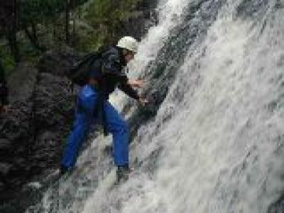 Bach Ventures Canyoning