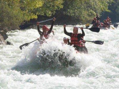 Rafting Llavorsí Rafting