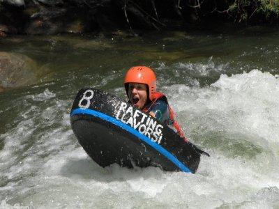 Rafting Llavorsí Hidrospeed