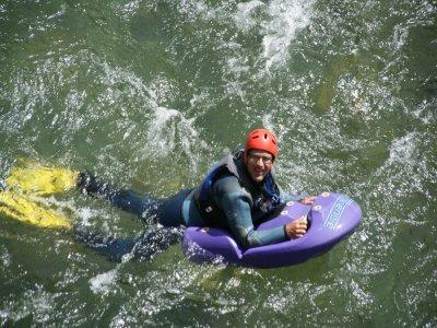 Riverboarding from Llavorsí to Gulleri