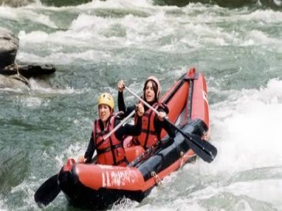 Rafting Llavorsí Canoas