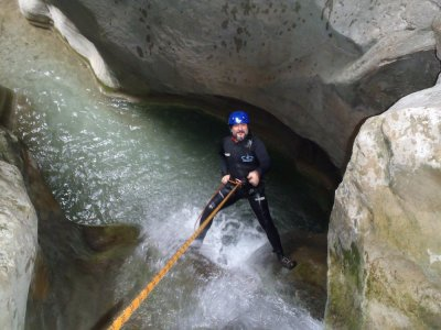 Infierno, Estaron and Espones canyon descents