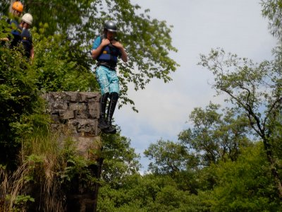 Adrenaline Buzz Canyoning