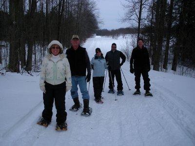 Rafting Llavorsí Raquetas de Nieve