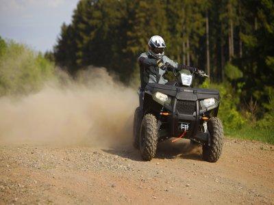 Two-seater quad tour Pallars Sobirà 2h