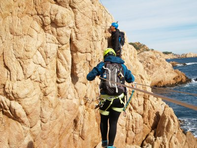 3-hour Via Ferrata beginners, Alicante