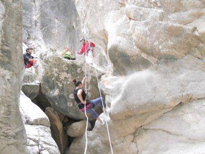 Canyoning in Alicante Medium Level