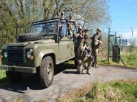 Airsoft in Bolton