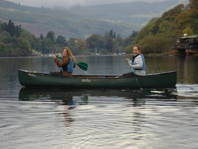 Keswick Adventure Centre Canoeing