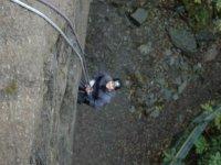 Half-way down