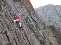 Rock Climbing in Snowdonia