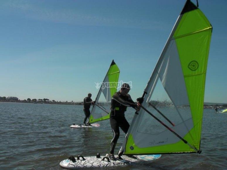 Beginners Windsurfing Course