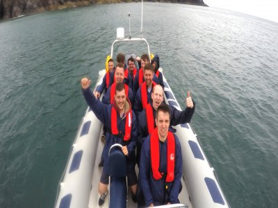 Adventure South Powerboating