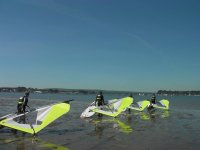 Beginners Windsurfing Poole Harbour