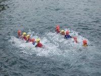 coasteering south devon - Salcombe Team activity - Adventure South