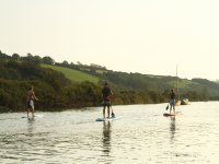 River Avon - SUP tour - Adventure South - South Devon