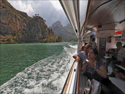 SuAventura Paseos en Barco