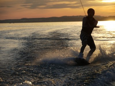 4 Wakeboarding Sessions in Calella