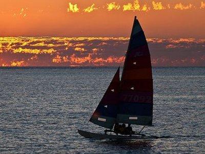2-hour catamaran rental with captain in Calella