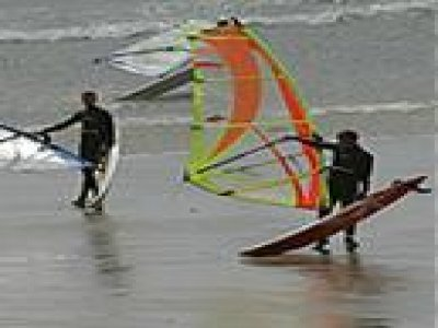 Big Blue Watersports Windsurfing