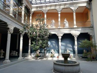 Tour of San Isidro Museum, Madrid