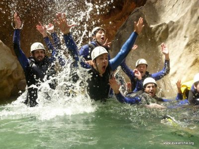 Water canyoning level I and II, 2 days