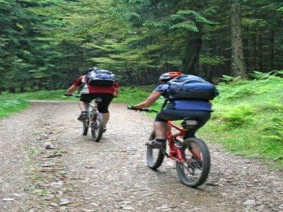 WalkDeeside Mountain Biking