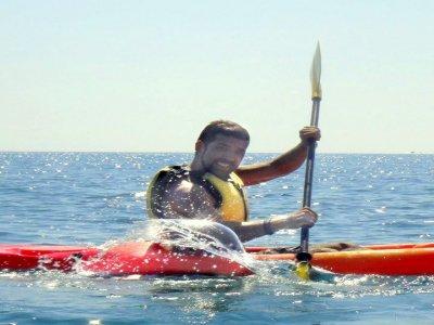 Kayaking Calella 2h