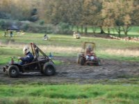 Buggies racing