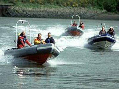 Pembrokeshire Powerboating