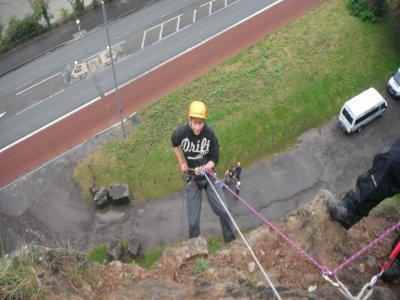 Climbing & Abseiling One Day Course