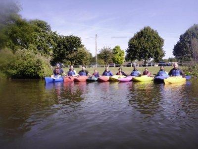 Canoeing/Kayaking Taster River Session, Laleham